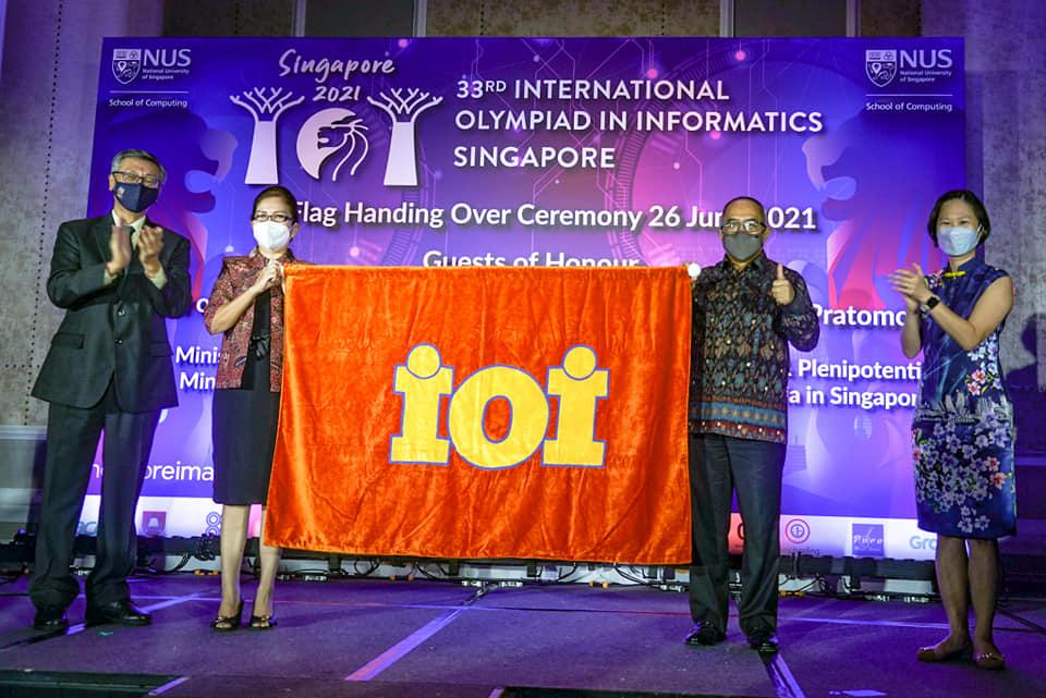 A Step Closer to IOI 2022 Indonesia